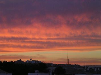 "фото ""red sky"" метки: пейзаж, лето"
