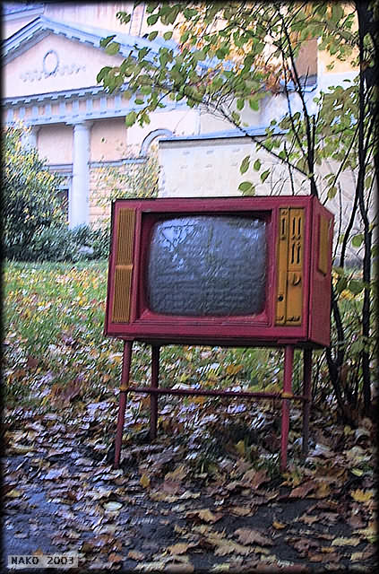 "фото ""Осень цивилизации"" метки: жанр,"