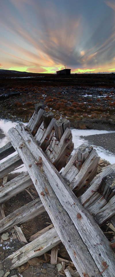 """фото """"spitsbergen, remains of a russian boat"""" метки: репортаж, путешествия, Европа"""