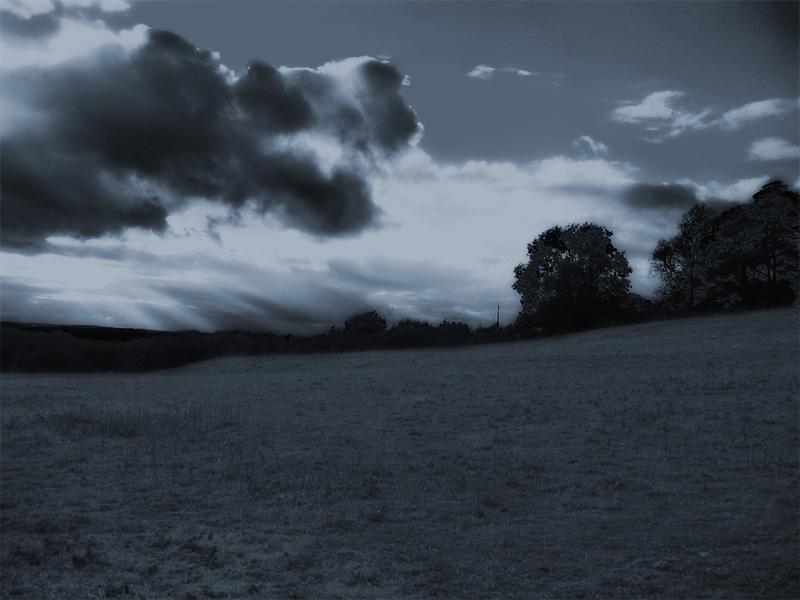 """фото """"Night Vs Light"""" метки: пейзаж, фотомонтаж, ночь"""