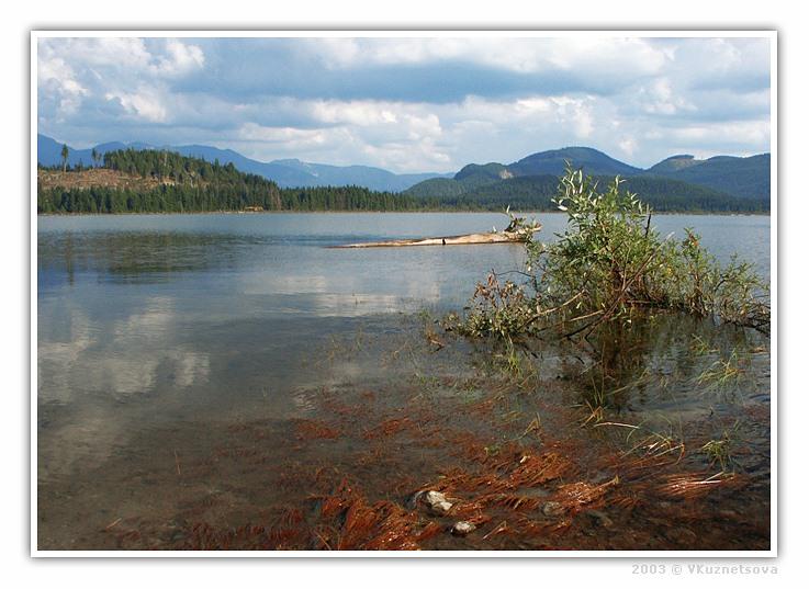 """фото """"Горный этюд"""" метки: пейзаж, вода, горы"""