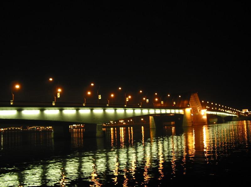 """фото """"Ночная жизнь мостов"""" метки: пейзаж, архитектура, ночь"""