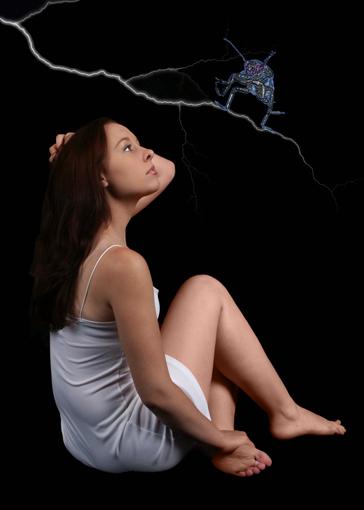 "фото ""Gwendoline"" метки: портрет, женщина"