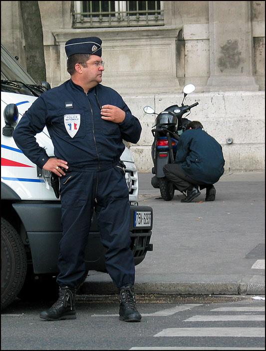"""фото """"Полицейские и воры"""" метки: юмор,"""