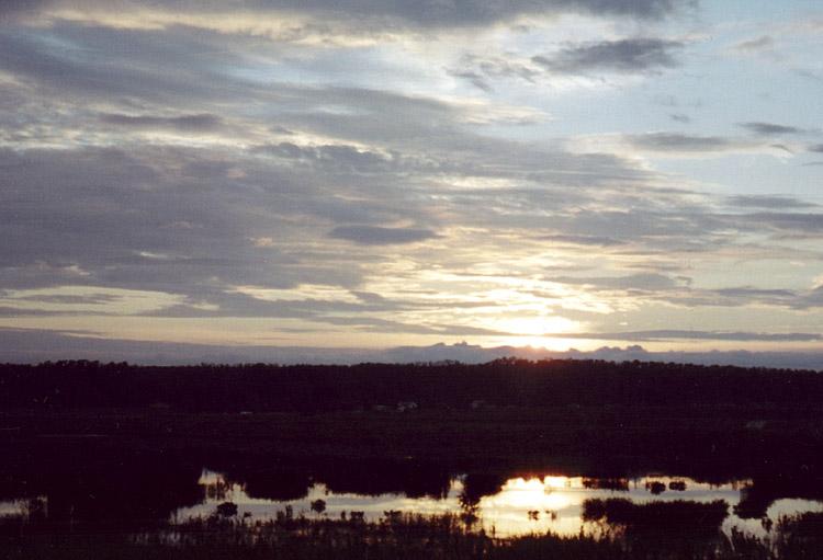 """фото """"Сумбурные закаты (3)"""" метки: пейзаж, закат"""