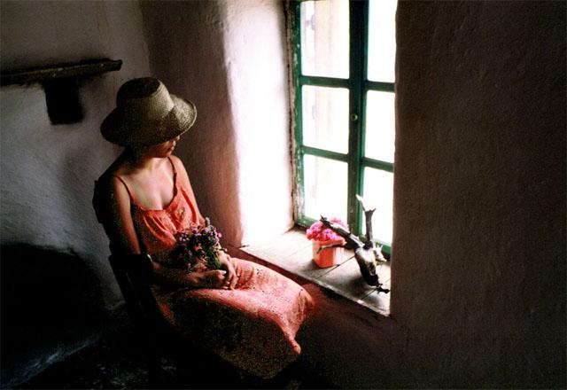 "фото ""wasted years II"" метки: портрет, женщина"