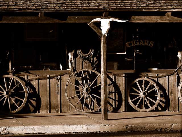 """фото """"Western store front"""" метки: путешествия, архитектура, пейзаж, Северная Америка"""