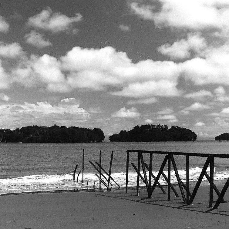 """фото """"Pacific Sea"""" метки: путешествия, черно-белые, Южная Америка"""