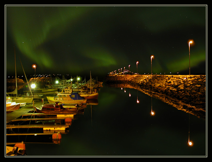 "фото ""aurora borealis"" метки: пейзаж, вода"