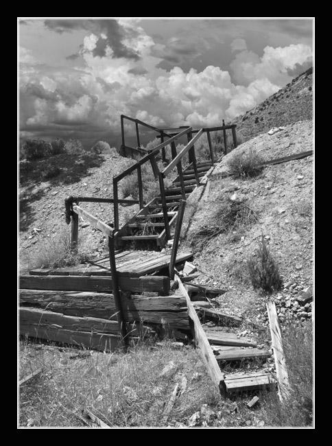 """фото """"Stairs to Nowhere"""" метки: пейзаж,"""