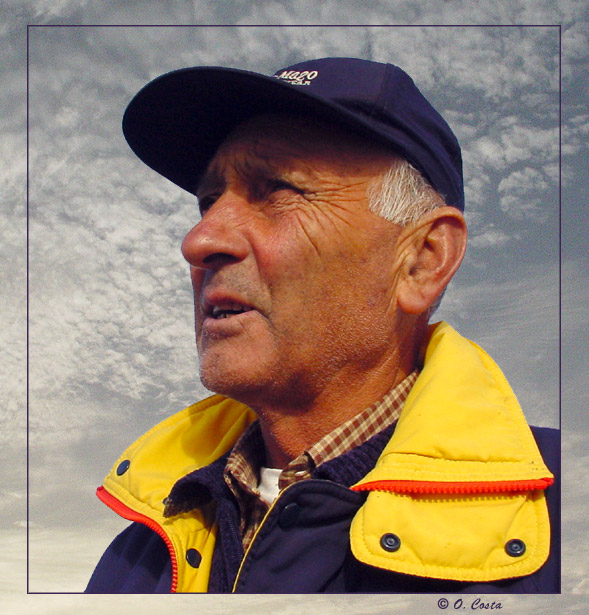 """photo """"The Old Sailor"""" tags: portrait, reporting, man"""
