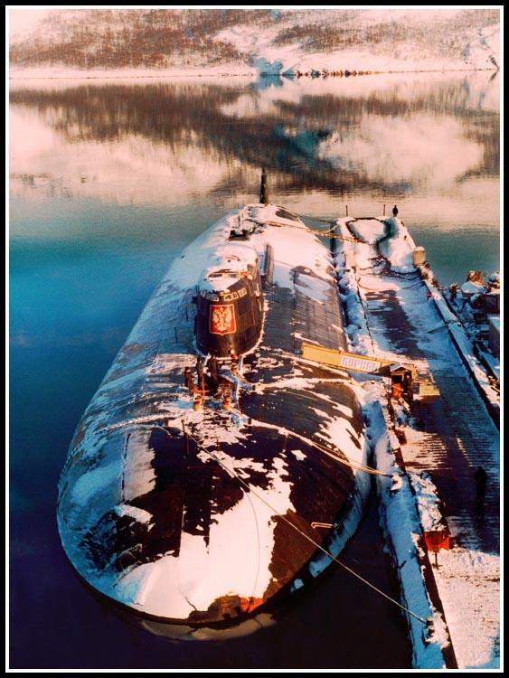 все о трагедии подводной лодки курск
