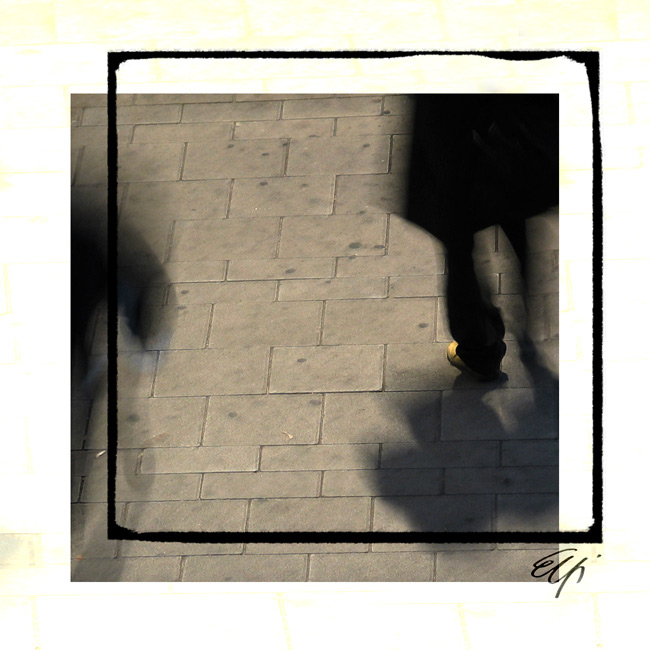 """фото """"the yellow shoe"""" метки: гламур,"""