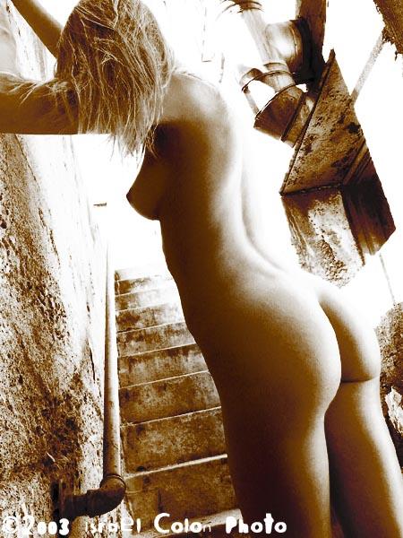Naked photo album