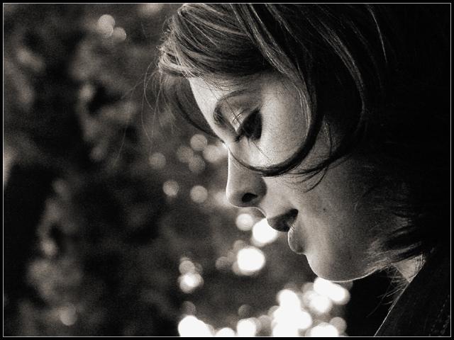"""photo """"Portrait"""" tags: portrait, woman"""