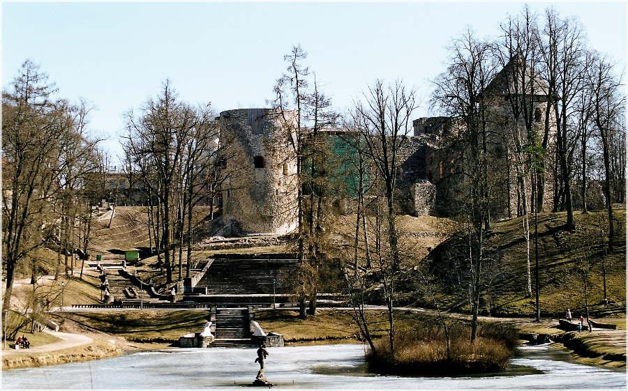 "фото ""Cesis, Latvia"" метки: путешествия, Европа"