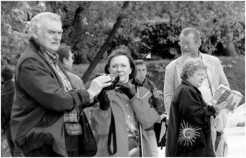 "photo ""Persons"" tags: black&white, portrait,"