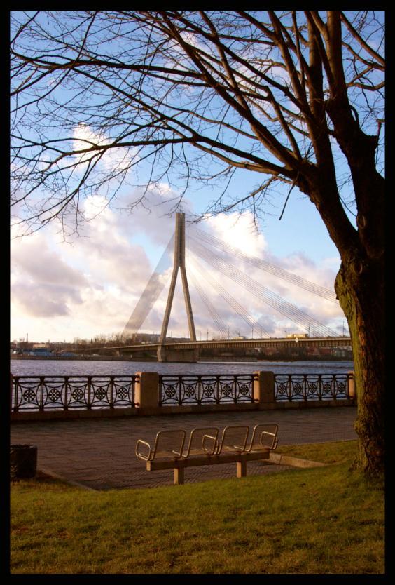 "photo ""Riga"" tags: architecture, travel, landscape, Europe"