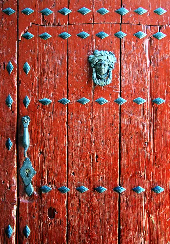 "photo ""Cordoba arabian bario door"" tags: still life,"