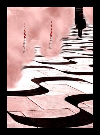 """photo """"Doroga v nIkuda"""" tags: montage, abstract,"""