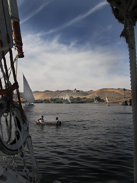 "photo ""Aswan"" tags: travel, landscape, Africa, water"