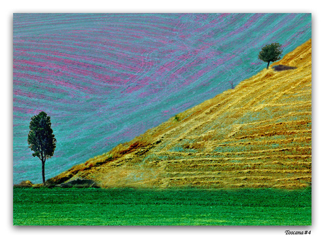 "photo ""Toscana # 4"" tags: landscape, summer"