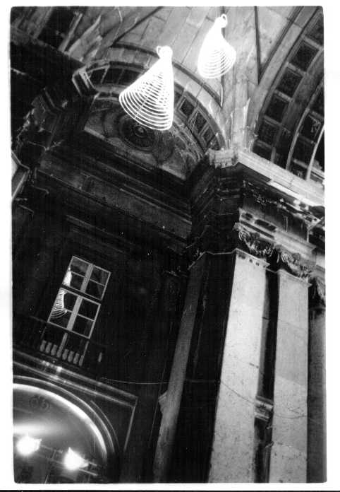 "photo ""under"" tags: black&white, architecture, landscape,"
