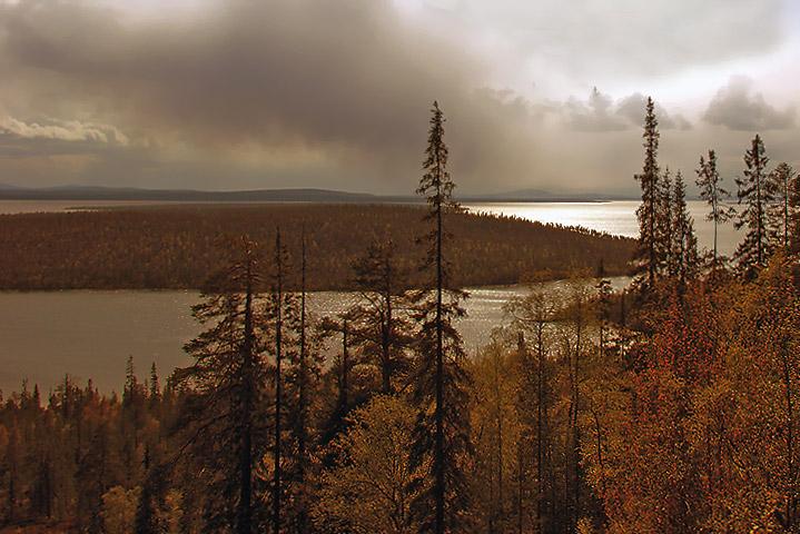 "photo ""Untitled photo"" tags: landscape, autumn, clouds"