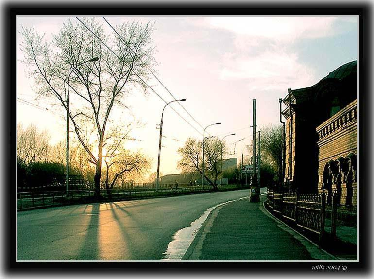 "фото ""Evening"" метки: архитектура, пейзаж,"