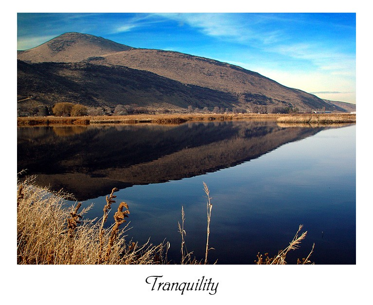 "photo ""Tranquility"" tags: landscape, travel, North America, water"
