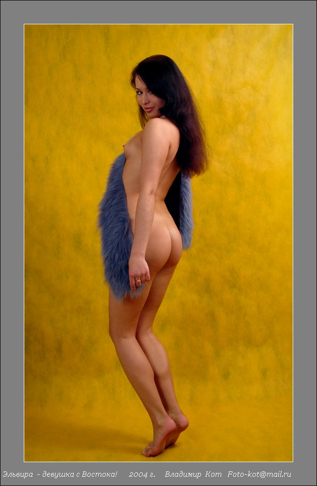 "photo ""Elvira - the girl from the East"" tags: nude,"