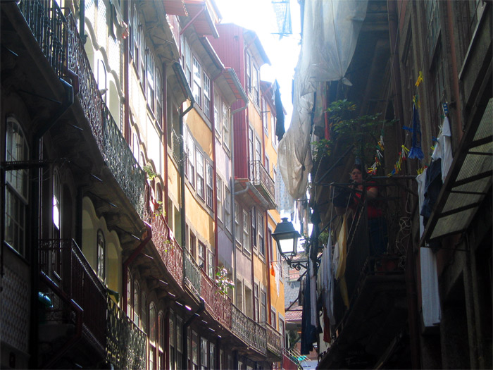 "фото ""Porto - Ribeira"" метки: архитектура, пейзаж,"