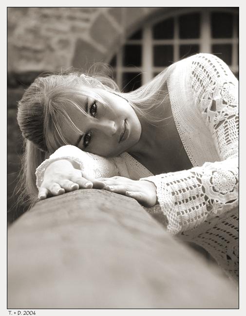 """photo """"romantica"""" tags: portrait, woman"""