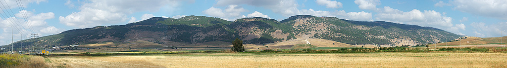 "фото ""Carmel Mountain Panorama"" метки: пейзаж, путешествия, Азия, горы"