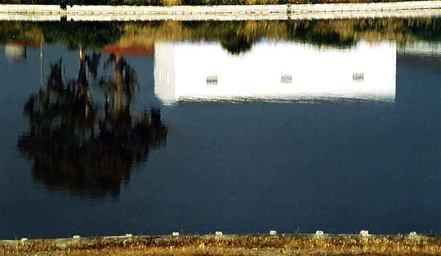 "photo ""Water mirror"" tags: misc.,"