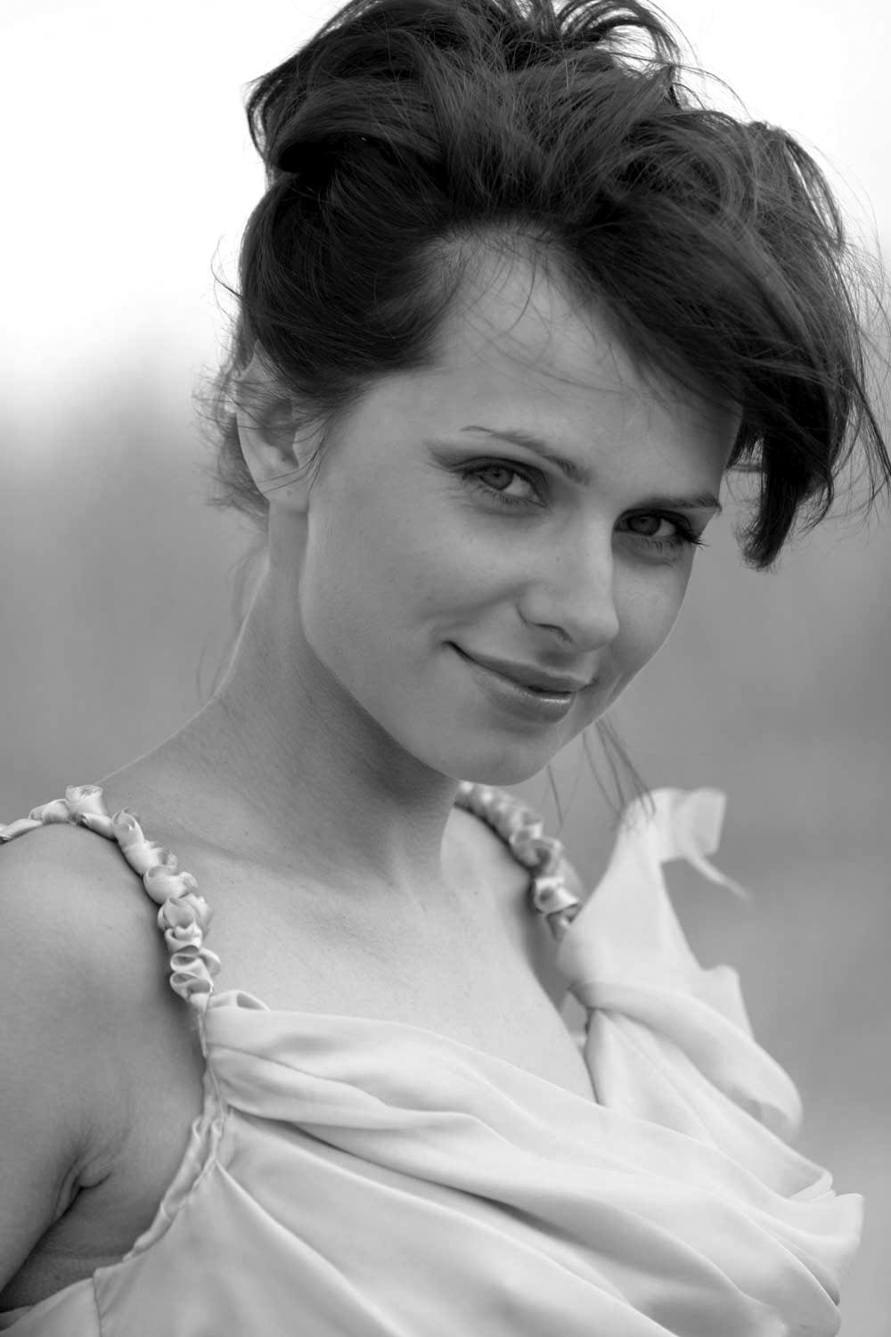 "photo ""Ewelina"" tags: portrait, woman"
