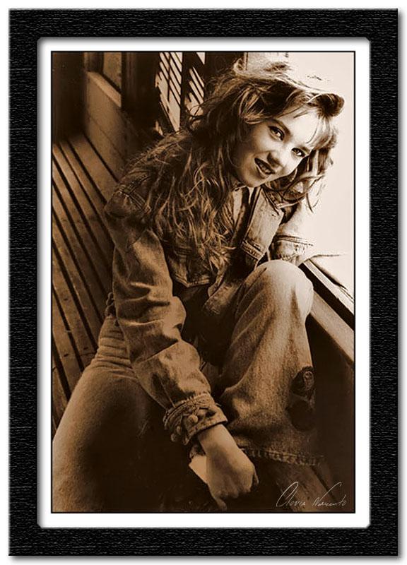 "фото ""Jeans"" метки: гламур, портрет, женщина"