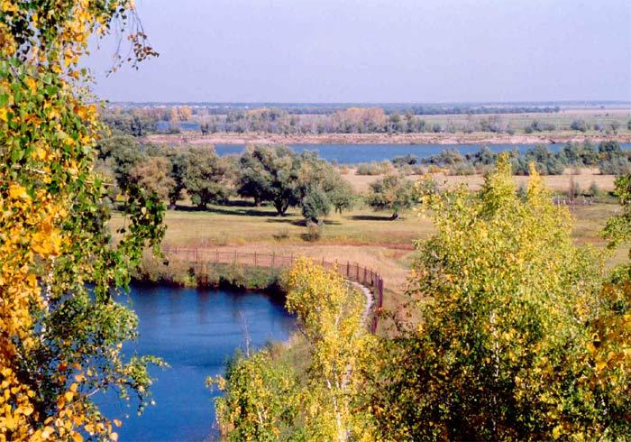 "photo ""Landscape near Omsk"" tags: landscape, summer, water"