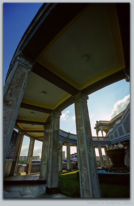 "photo ""Angle shot of River Station - 2"" tags: architecture, misc., landscape,"