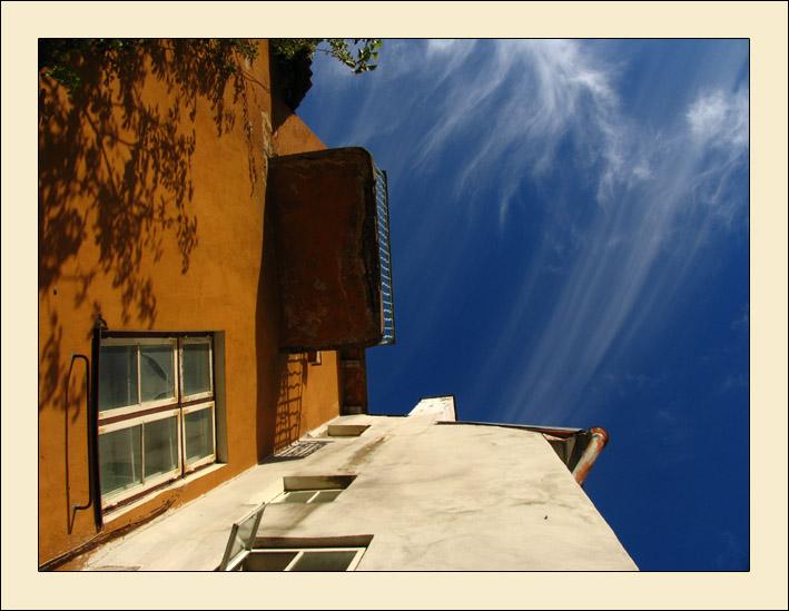 """photo """"Vertige"""" tags: architecture, landscape,"""