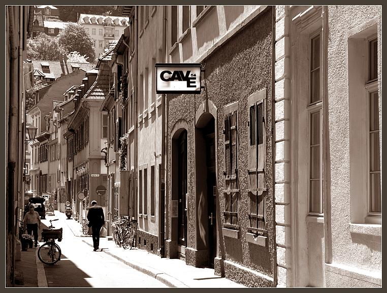 "photo ""Heidelberg Old Sity"" tags: architecture, landscape,"