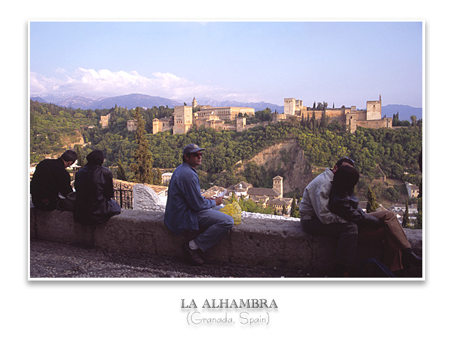 "photo ""Granada"" tags: travel, architecture, landscape, Europe"