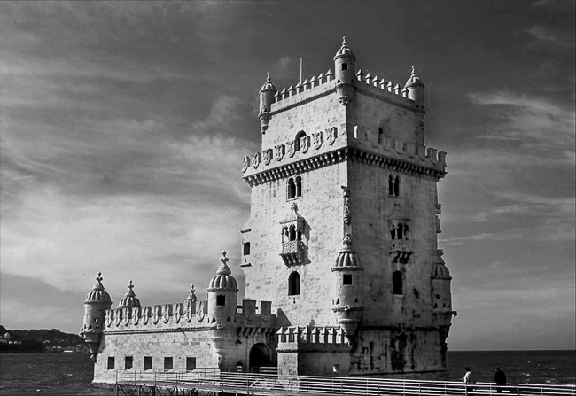 "photo """" Tower of Belem """" tags: misc.,"