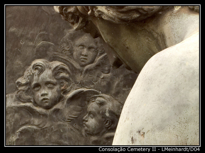 "photo ""Consolacao Cemetery II"" tags: abstract, travel, South America"