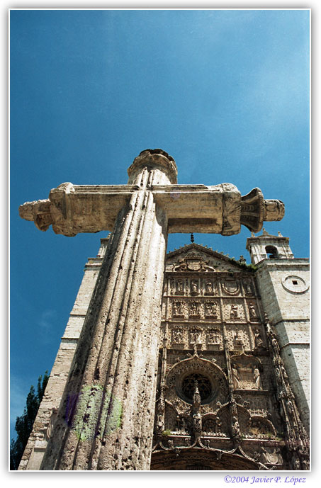 "photo ""Valladolid_04"" tags: travel, architecture, landscape, Europe"