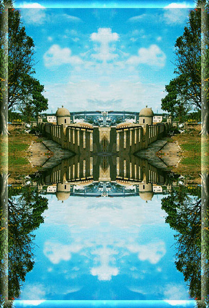 """фото """"Magic Landscape"""" метки: пейзаж, фотомонтаж, лето"""