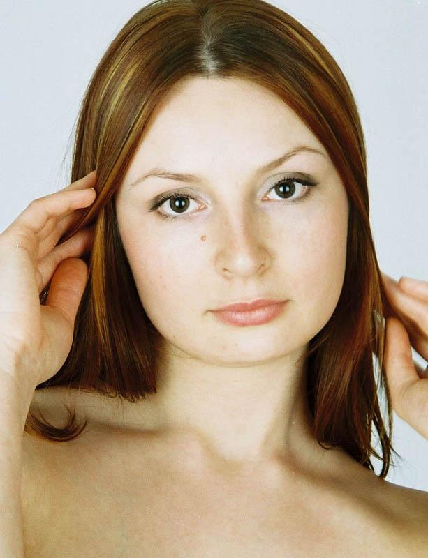 "photo ""Russian Beauty"" tags: portrait, woman"