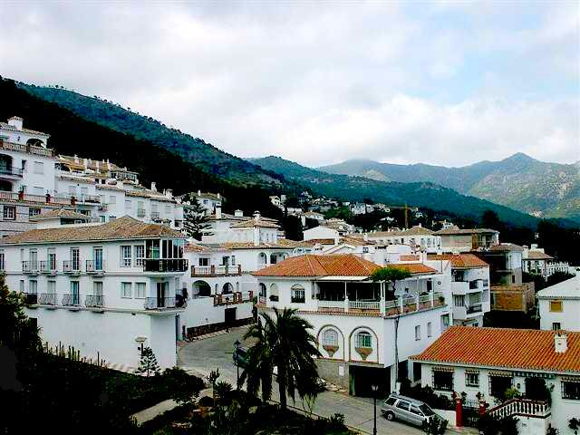 "photo ""Mijas"" tags: travel, Europe"