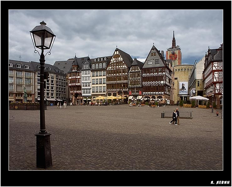 "photo ""The old area"" tags: travel, architecture, landscape, Europe"