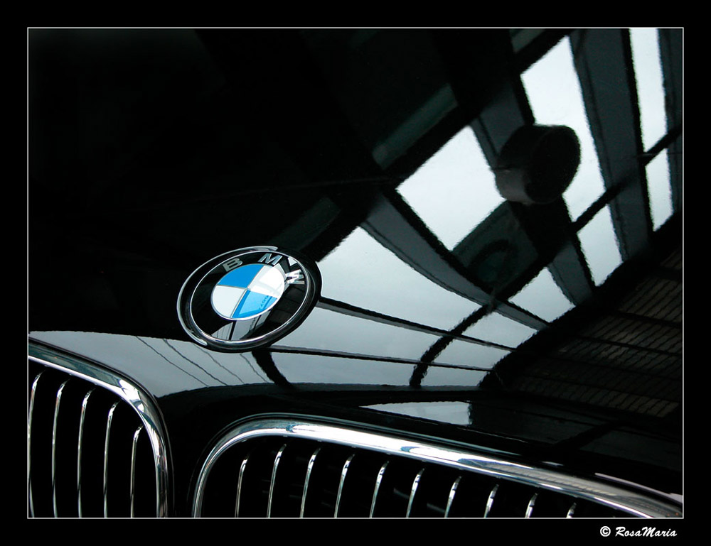 "photo ""BMW lines #1"" tags: misc.,"